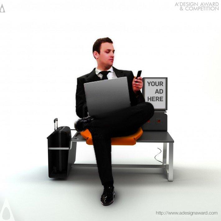 Restpoint (Airport Seating Design)
