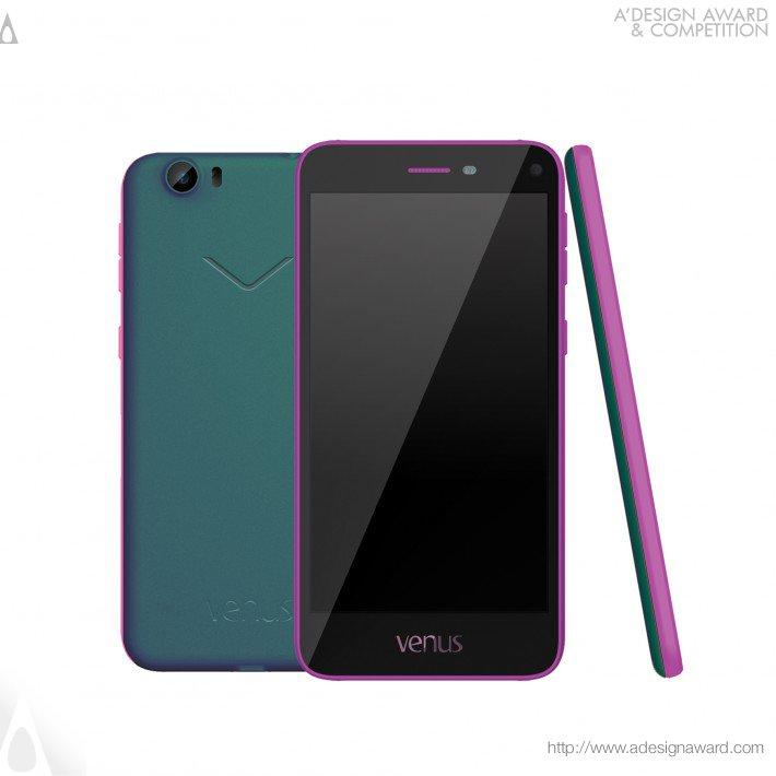 Venus Polychrome (Venus Polychrome Smart Phone Design)