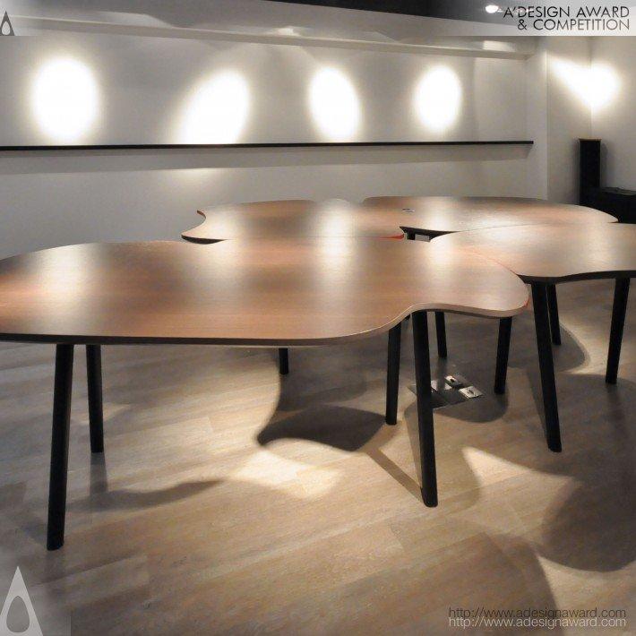 Bean Series 2 (Multi-Purpose Table Design)