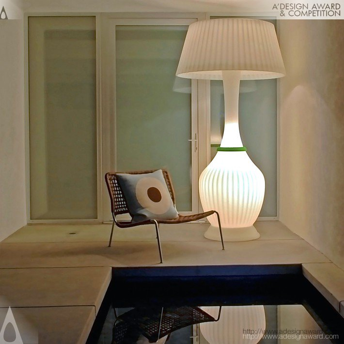 Lumen-Kindle Living (Large Floor Lamp Design)