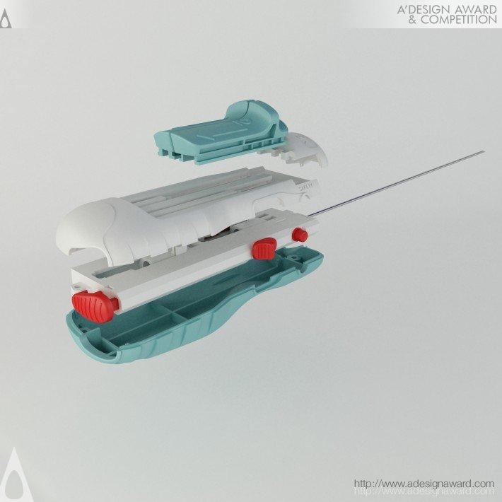 Biyopsi (Biopsy Device Design)