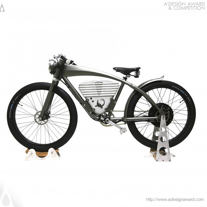 Icon E-Flyer (Electric Bicycle Design)