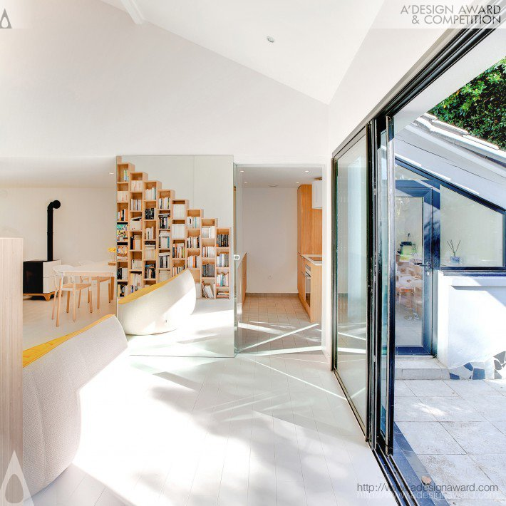 Andrea Mosca Interior Renovation of a Private House