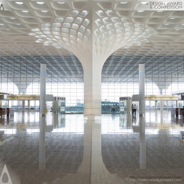 Chhatrapti Shivaji International Airport (Terminal 2 Building Design)