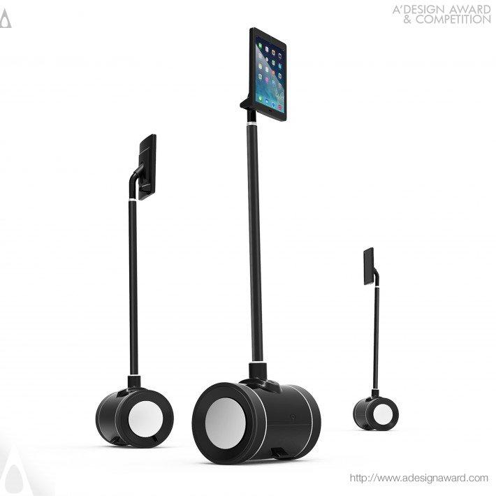 Robo Ming (Telepresence Device Design)