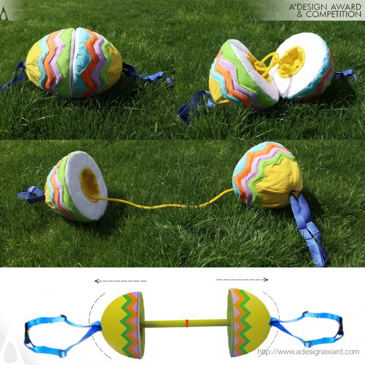 Asteroid Going Home & Go Left and Right (Outdoor Sports Toys, Balanced Capacity Design)