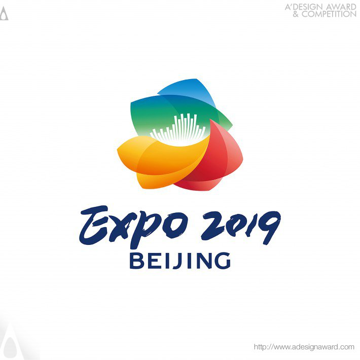 Horticultural Expo 2019 Logo and Vi by Dongdao Creative Branding Group