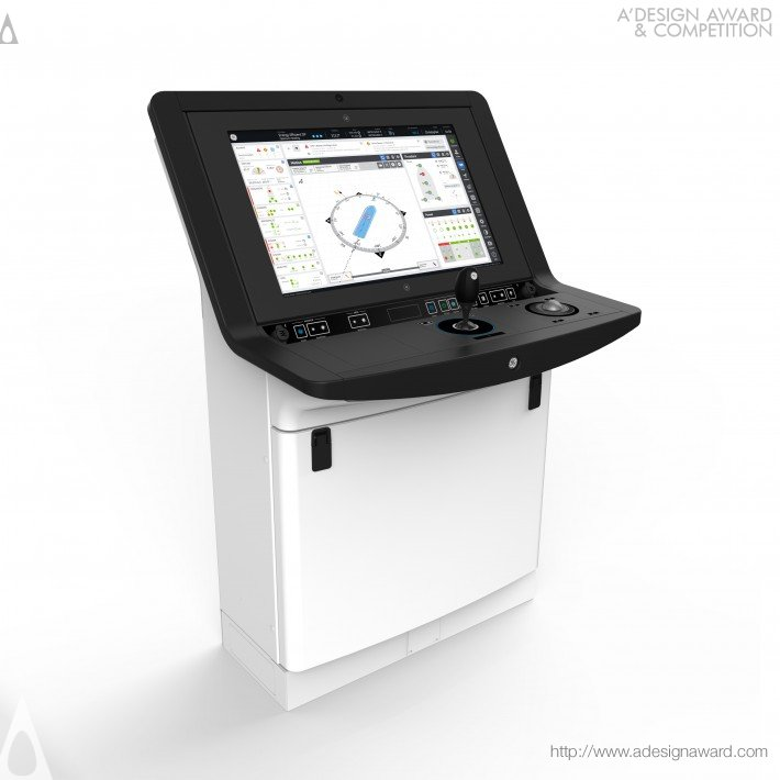 Ge's New Bridge Suite (Ship Control System Design)