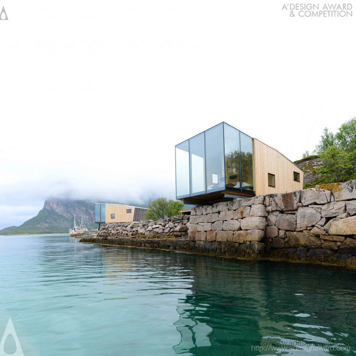 Manshausen Island Resort (Hospitality, Sport, Hotel, Wellness/Spa Design)
