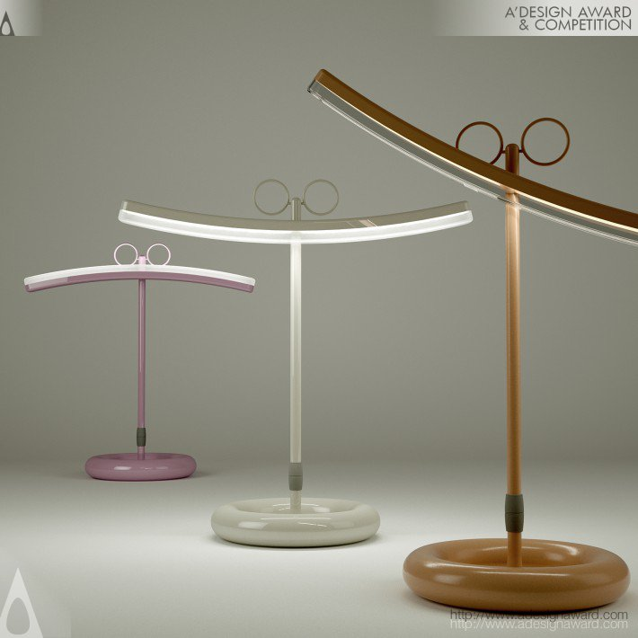 Francesco Cappuccio - Moods Desk Table Lamp
