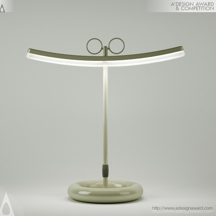 Moods Desk Table Lamp by Francesco Cappuccio