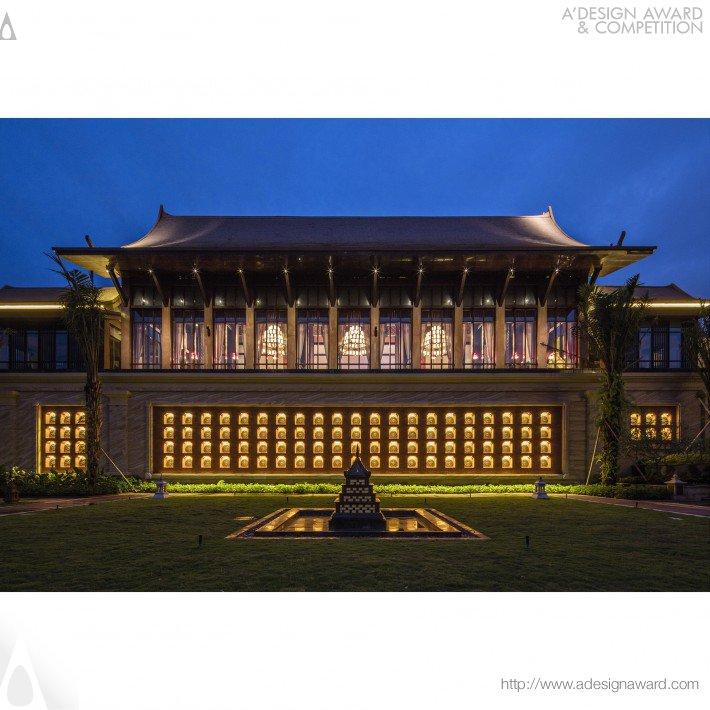 Wanda Hotel Cluster in Sipsongpanna (Hotel Design)