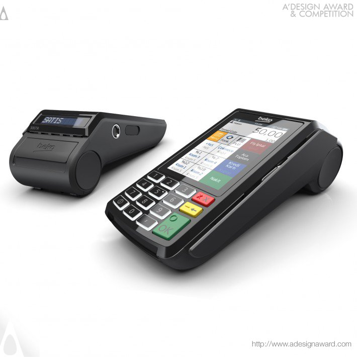 Tr300 Eft-Pos Device (Eft-Pos Device Design)
