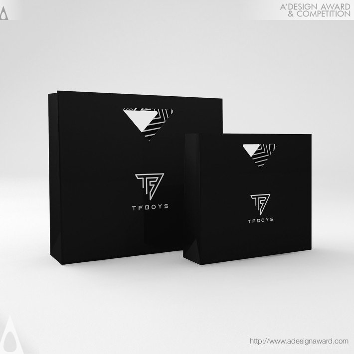 Tfboys (Logo Design Design)
