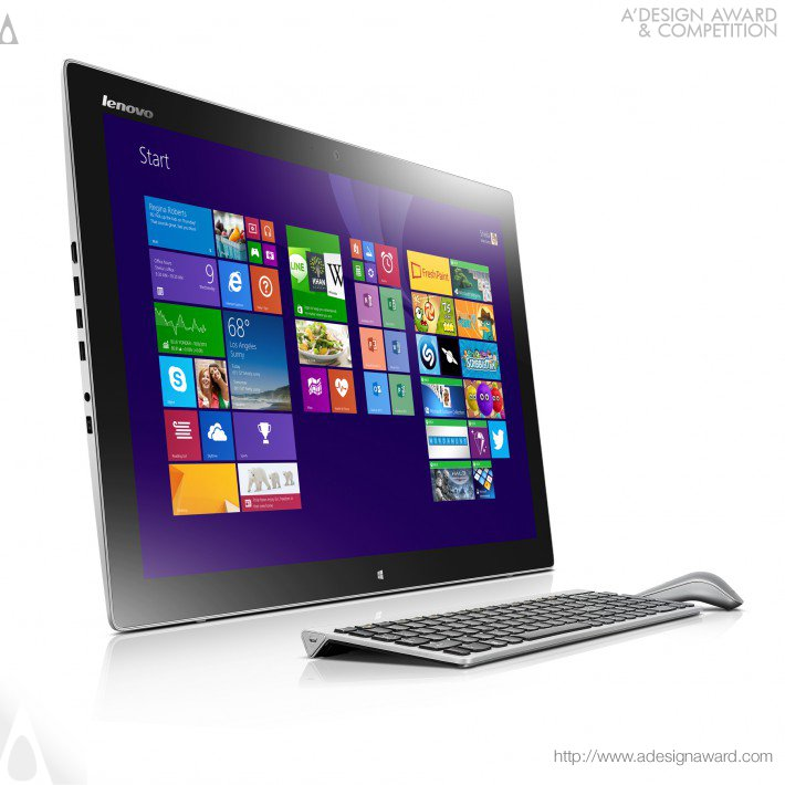 Lenovo Horizon 2 27 (Table Pc Design)
