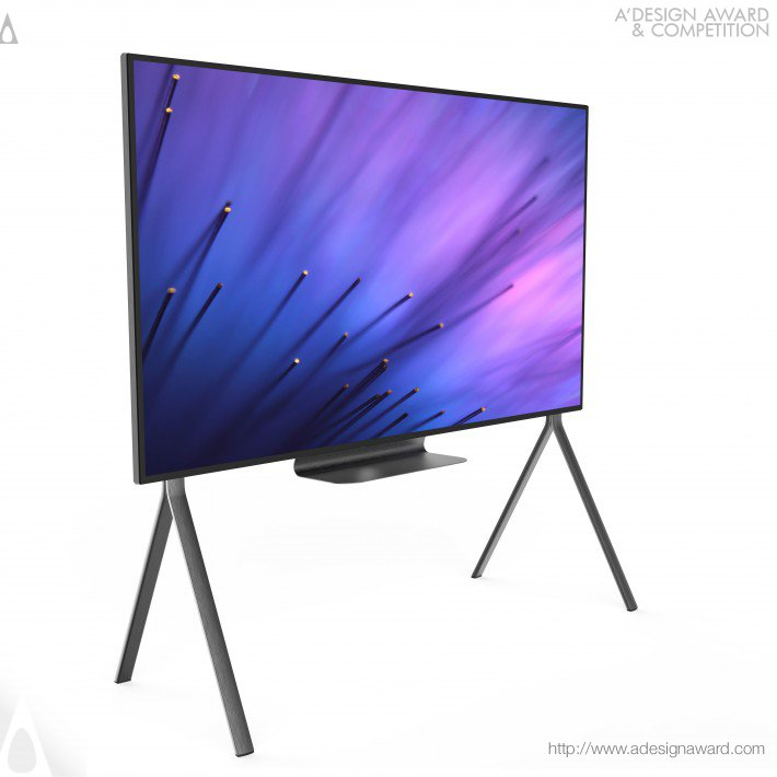 Twin Tower (65 Inch Uhd Tv Design)