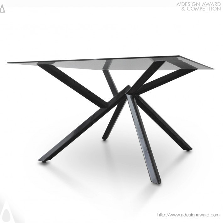 Interstellar Table (Entrance Table Design)