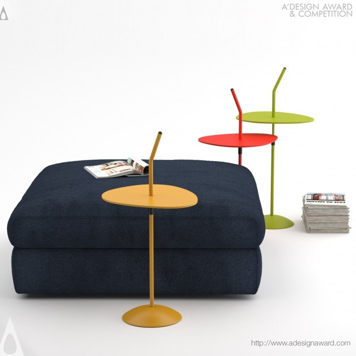 Lotus (Side Table Design)