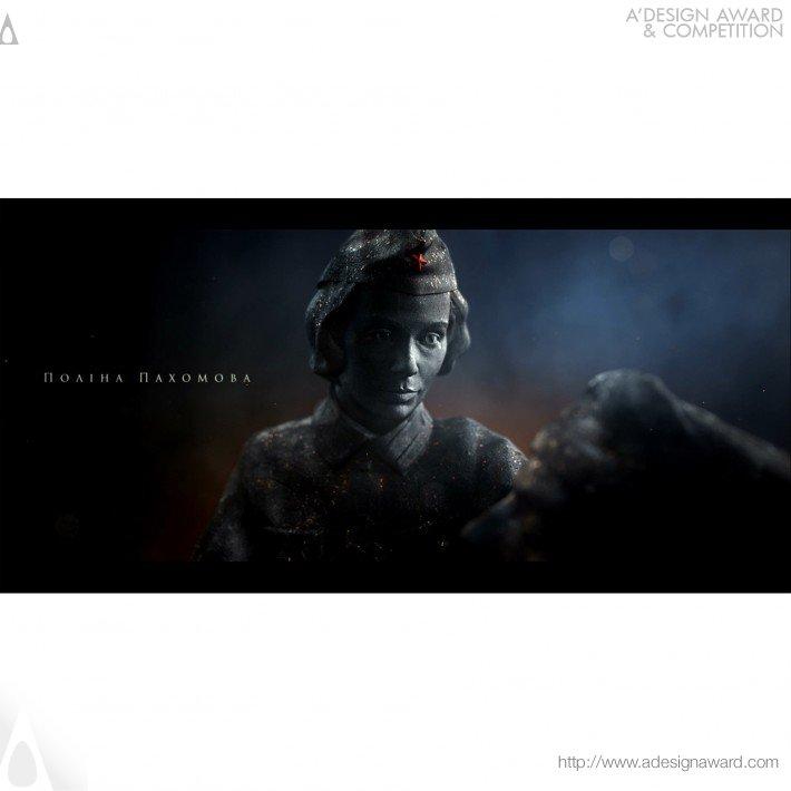 Battle For Sevastopol (Main Title Sequence Design)