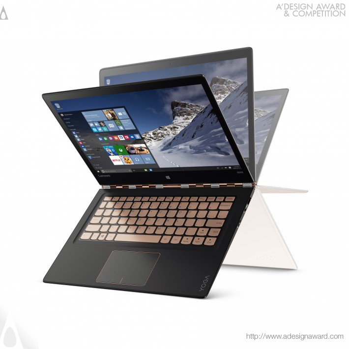 Yoga 900s (Convertible Laptop Design)