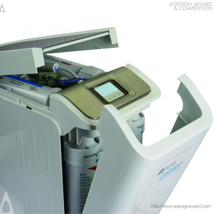 Aura Cebilon Unique (Reverse Osmosis System Design)