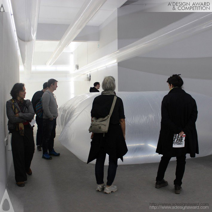 Sustainable Identities (Site Specific Space Installation Design)