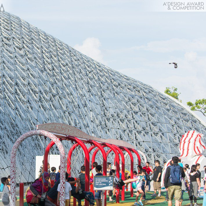 The Future of Us (Exhibition Pavilion Design)