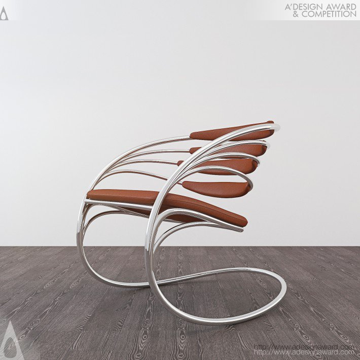 Chen, Ting-Hsiang - Symphony Number 7 Art Chair