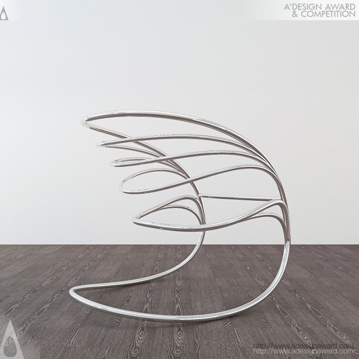 Art Chair by Chen, Ting-Hsiang