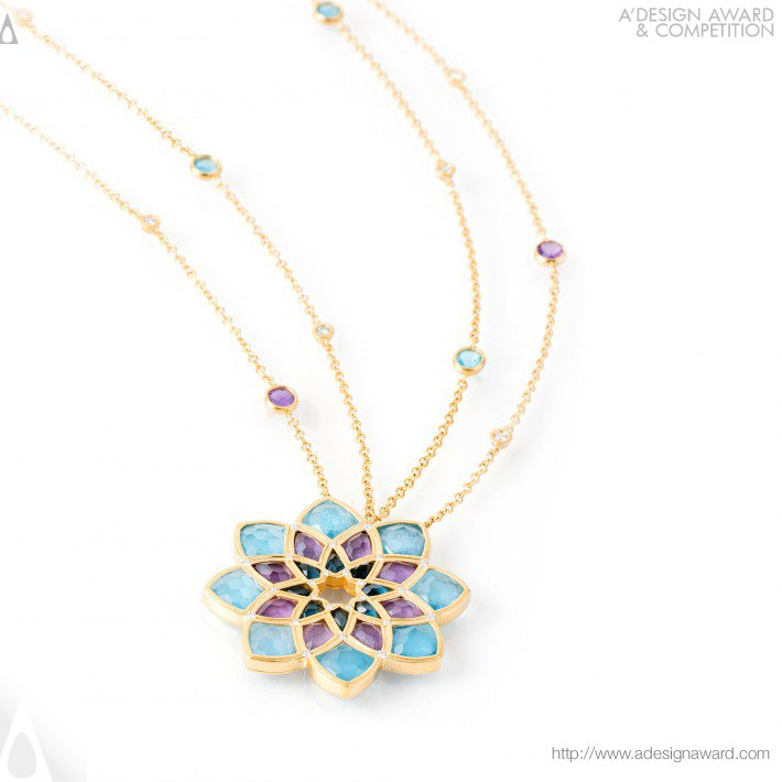 Anousha Razavi - Kashan Necklace Jewelry