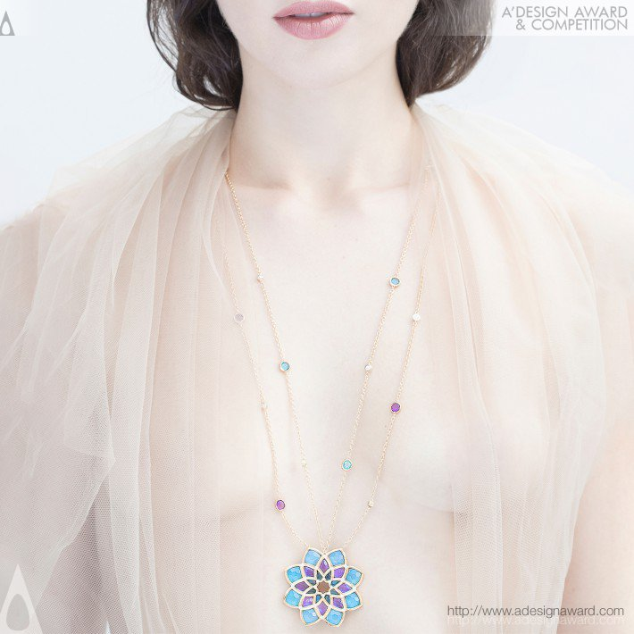 Kashan Necklace by Anousha Razavi