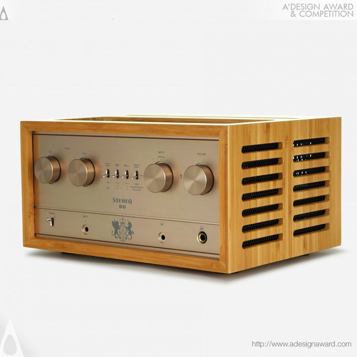 Vincent Luke - Ifi Retro System All-in-One Home Audio System