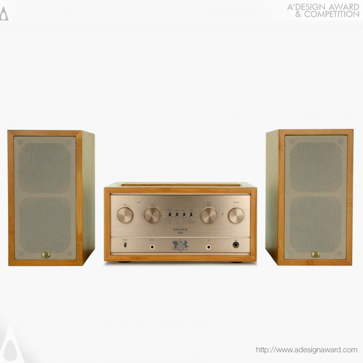 Ifi Retro System All-in-One Home Audio System by Vincent Luke