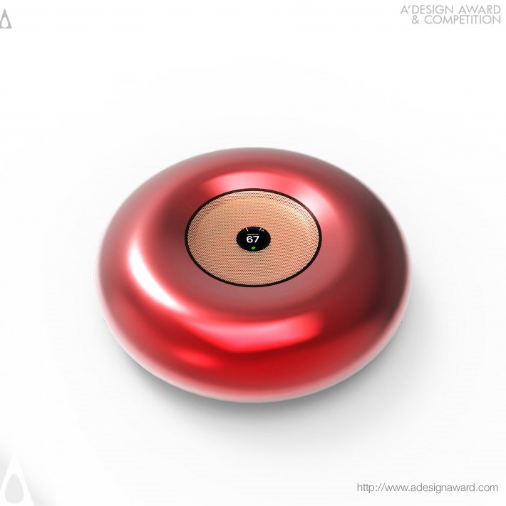 Erythro (Air Purifier Design)