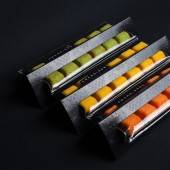 Amandines Biscuits Packaging