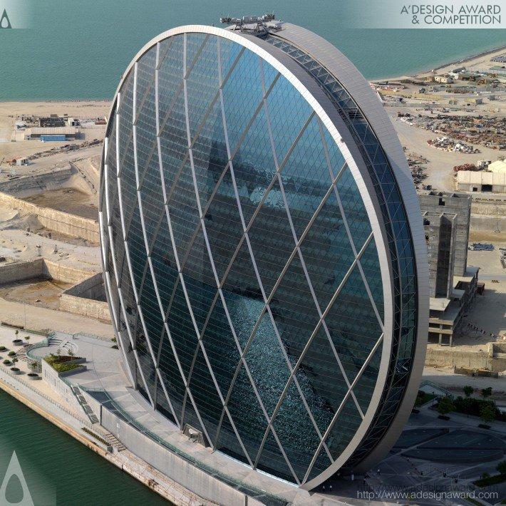 Aldar Headquarters (Office Headquarters Design)
