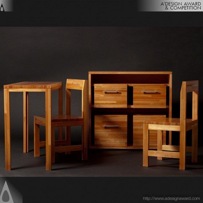 Ludovico (Transforming Furniture Design)