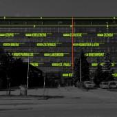 Radio Zablocie District Identity Mural And Website