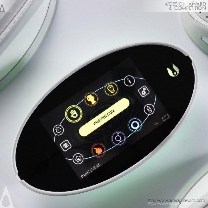 Bio Harmonex (Electromagnetic Generating Device Design)