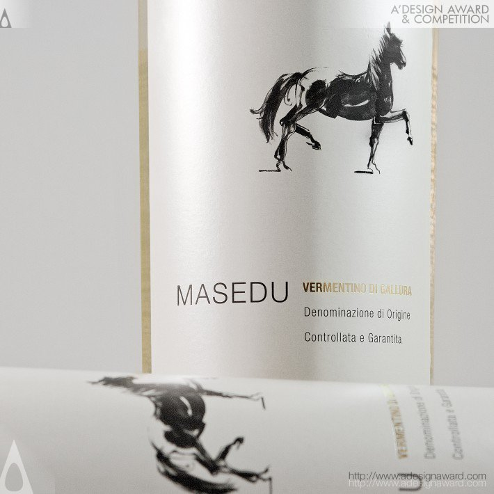 Masedu/Arestidu (Packaging Identity Design)