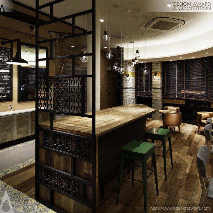& Dough (Cafe Design)