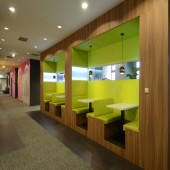 Creative office designs Trendy Design Details A Design Award And Competition Reckitt Benckiser Office Design Creative Office Interior Design