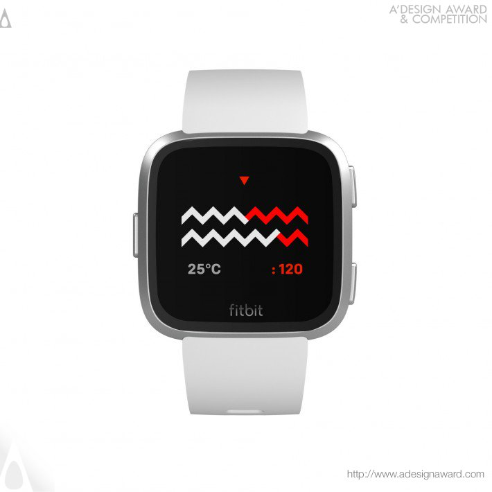 Ttmm For Fitbit (Clock Faces Apps Design)