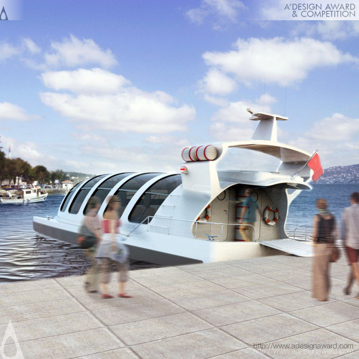 Delphi (Sea Taxi Design)