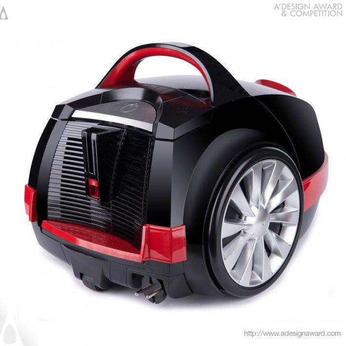 Terra (Vacuum Cleaner Design)