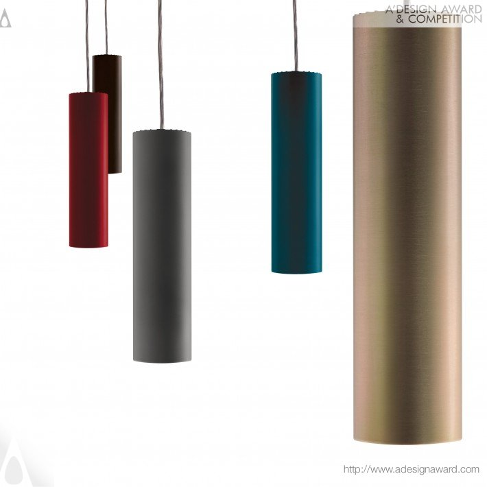 Stratas.07 (Led Pendant Lamp Design)