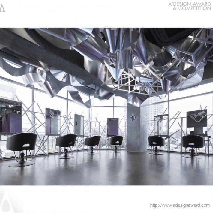 Crystalscape (Beauty Salon Design)