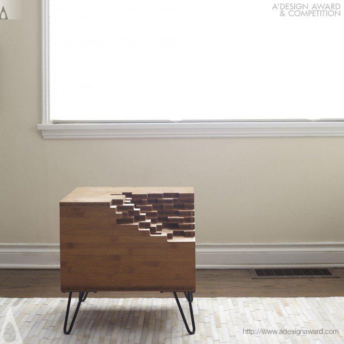 Raster (Side Table Design)
