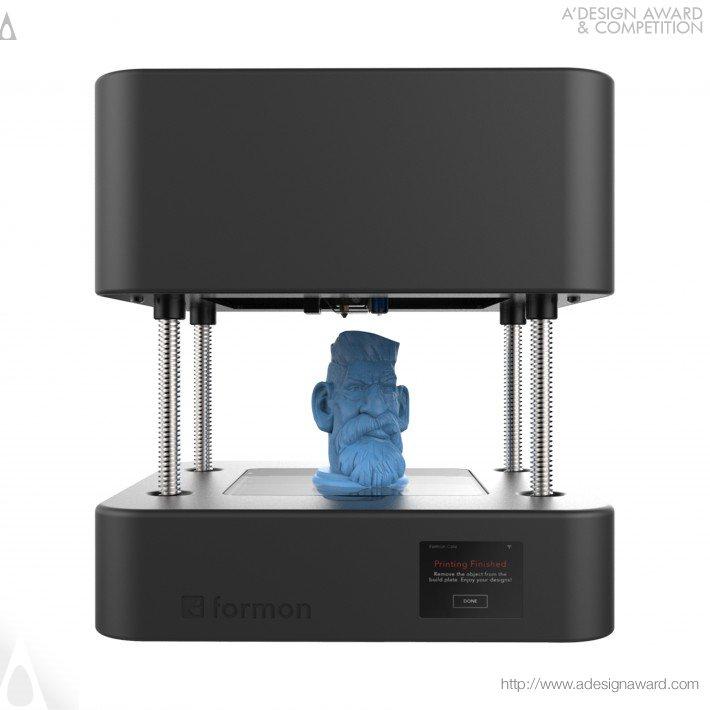 Formon Core (Desktop 3d Printer Design)
