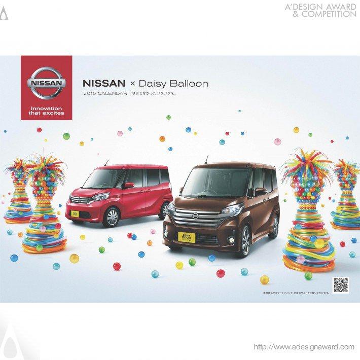 Nissan Calendar 2015 (Calendar Design)